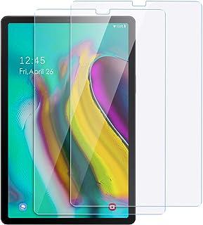 Dadanism skärmskydd passar Samsung Galaxy Tab S5e 10,5 tum (SM-T720/SM-T725), [Anti-rep] [2-pack] 9H hårdhet HD klar härda...