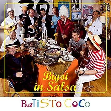 Bigoi in salsa