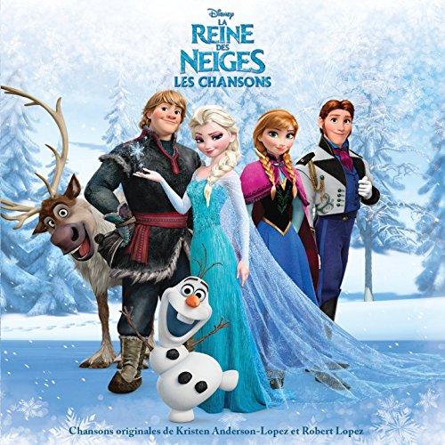 cd musique reine des neiges leclerc