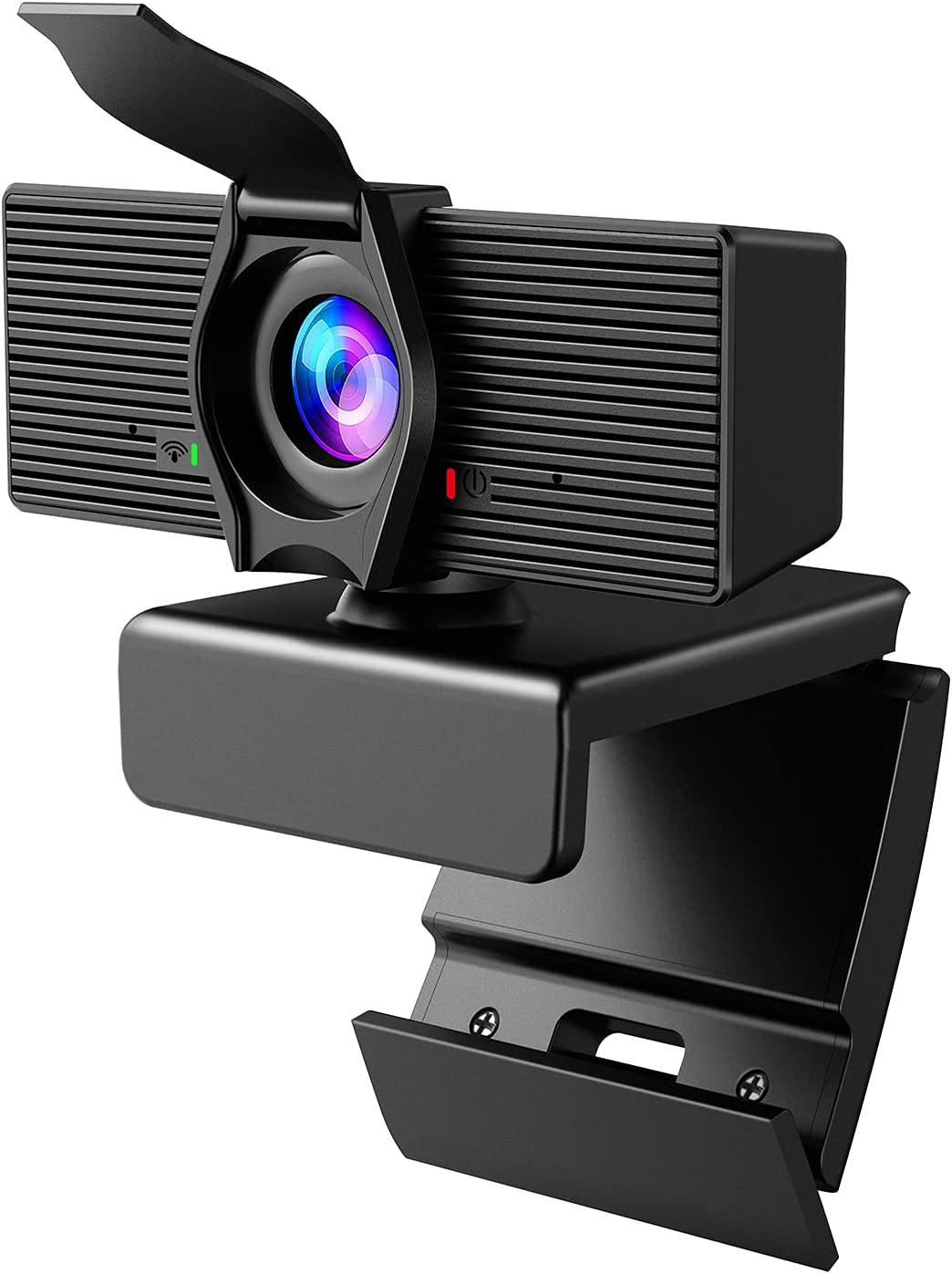 Webcam with Microphone Privacy Cover Max 80% OFF W 2021 HD sold out Upgraded 1080P