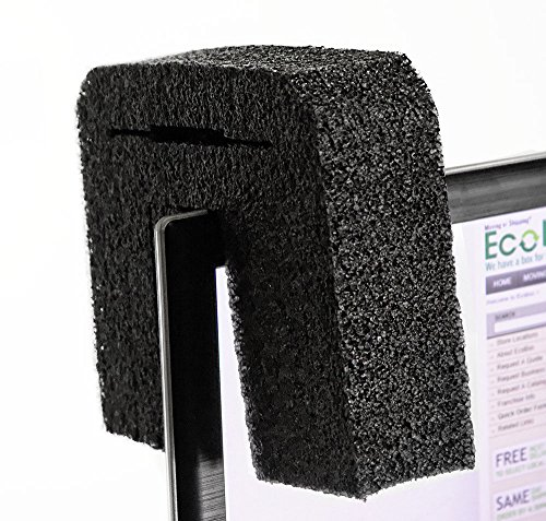 EcoBox Ublox 8 x 7 Inches TV Edge Protectors with Corrugated Slot - Pack of 48 (V-11214)