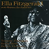 At The Montreux Jazz Festival 1975 by Ella Fitzgerald (1993-06-23)