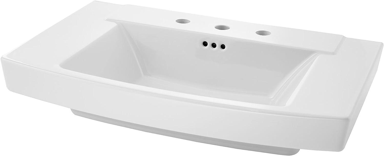 Max 64% OFF American Max 59% OFF Standard 328008.02 Townsend Pedestal Inch Top-8 Ce Sink