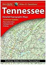 DeLorme® Tennessee Atlas & Gazetteer
