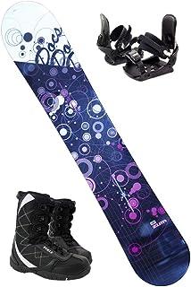 【3点セット】 ZUMA ツマ スノーボード 18-19 DOCS ドックス ブラック/ピンク 板/ビンディング/ブーツ