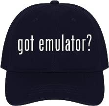 The Town Butler got Emulator? - A Nice Comfortable Adjustable Dad Hat Cap