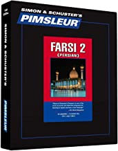 Pimsleur Farsi Persian Level 2 CD: Learn to Speak and Understand Farsi Persian with Pimsleur Language Programs (2) (Comprehensive) (English and Persian Edition)