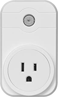 Smart Plug Wifi Outlet App Remote Control Timer Switch Home Socket with US Plug Compatible with Alexa Google Home (4)