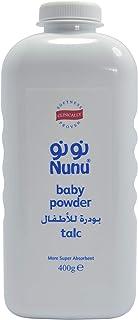 Nunu Baby Powder, 400 gm,