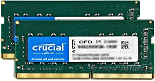 CFD販売 ノートPC用メモリ DDR4-3200(PC4-25600) 8GB×2枚 260pin (無期限保証)(相性保証)(Crucial by Micron) W4N3200CM-8GR