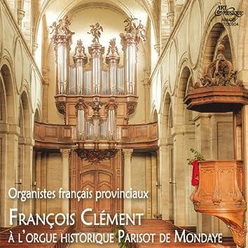 Organistes français provinciaux