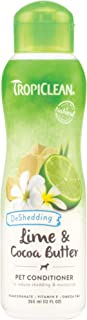 TropiClean Lime and Cocoa Butter Conditioner 355 ml,