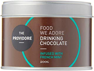 The Providore Infused with French Mint Drinking Chocolate, 200 g