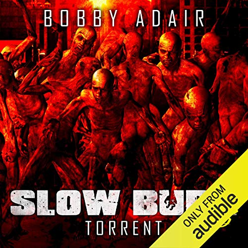 Slow Burn: Torrent audiobook cover art