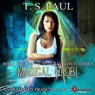 Magical Probi audiobook cover art