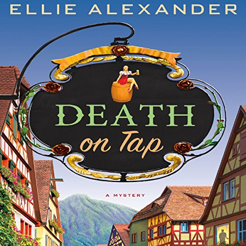 Death on Tap audiobook cover art