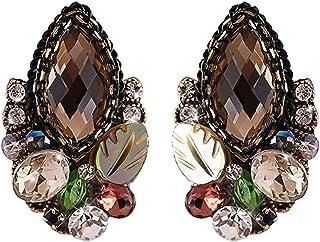 Pendientes Pendientes de flores moda exquisita popular clásico temperamento femenino personalidad simple moda wil