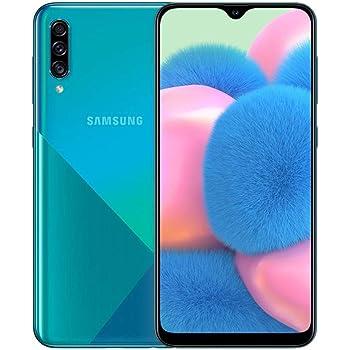 "Samsung Galaxy A30S w/On-Screen Fingerprint (64GB, 4GB) 6.4"", Triple Camera, Dual SIM GSM Unlocked A307G/DS - US + Global 4G LTE International Model (Prism Crush Green, 64 GB)"