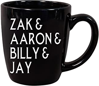 Ghost Adventures Zak Bagans Horror Black Mug Coffee Cup Home Decor Halloween Gift Any Color