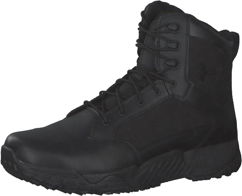 Under Armour 1268951-001 Zapatillas de Senderismo, Negro (Black), 42.5 EU