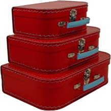 Best suitcase style storage boxes Reviews