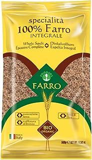 Probios Pasta Integral de Espelta Stelline - Paquete de 12 x 500 gr - Total: