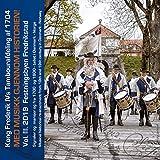 Hofftrompeter fra Fladstrands Tambourers notebok: Fanfare 2. m/pauker
