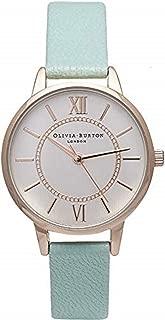 Olivia Burton Wonderland Quartz Movement Silver Dial Ladies Watch OB15WD47