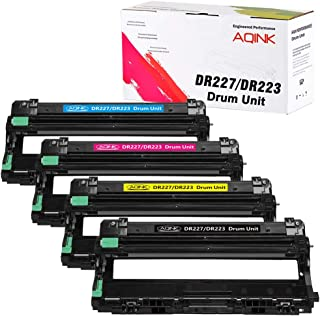 BBCMY,5-Pack Compatible Toner Cartridge Replacement for Canon 055H 055 CRG-055H High Capacity Toner for use in Canon Color ImageCLASS LBP664Cdw MF741Cdw MF743Cdw MF745Cdw MF746Cdw AQINK with CHIP