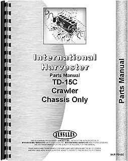 international td15c parts