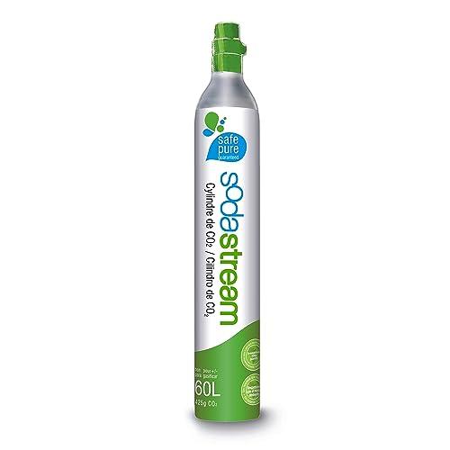 Sodastream Cylindre de Recharge de Gaz CO2 pour Machine à Gazéifier Sodastream