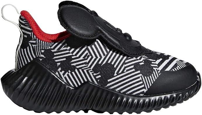 Sumergido firma Despedida  Amazon.com: adidas Fortarun Mickey AC - Zapatillas para correr para niños  pequeños: Clothing