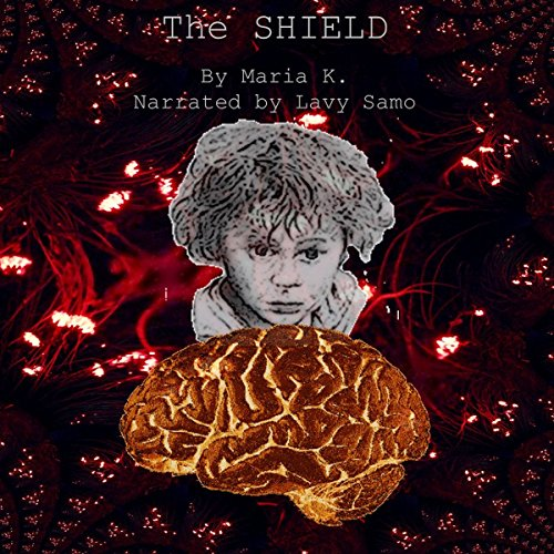 The SHIELD audiobook cover art