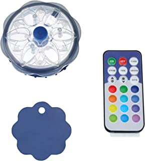 Waterproof Magnetic LED Color Changing Pool Wall Light with Remote Control, for Above Ground Pools
