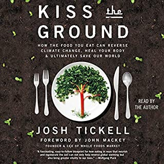 Kiss the Ground audiobook cover art