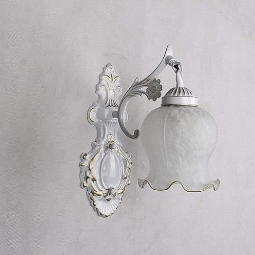 NANIH Home Applique Simple Moderne Chambre à Coucher Chevet allée Salon Fer Lampe