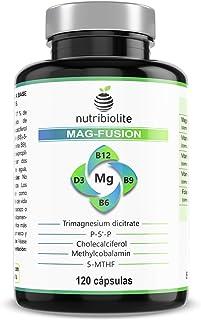 MAG-FUSION Magnesio: Dicitrato