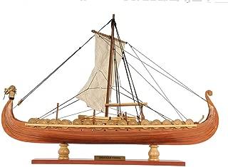 Old Modern Handicrafts Handicrafts Drakkar Viking Collectible, Small
