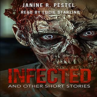 Infected and Other Short Stories audiobook cover art