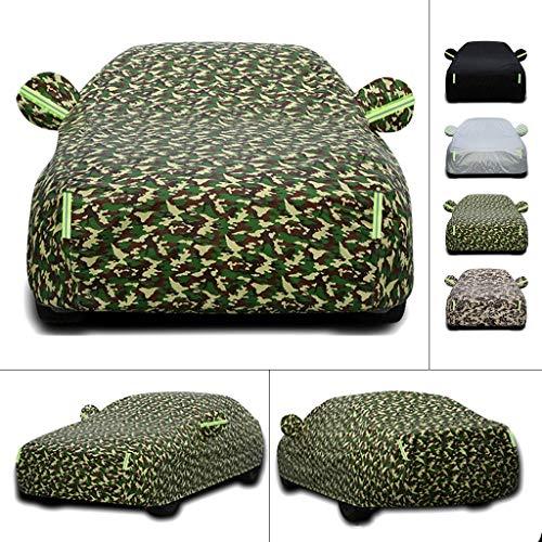 Guoguocy Copriauto Copertura dell'automobile, Compatibile con la Copertura Auto Lamborghini Gallardo, Impermeabile, Protezione Solare, SUV Protezione Copertura all Weather