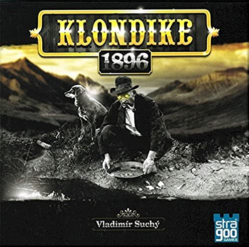 Klondike 1896 - Board Game by Board Game