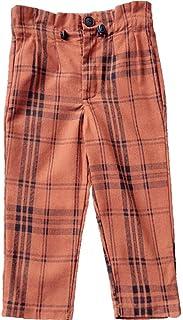 HOSD Pantalones Casuales para niños 2018 Primavera y otoño Nuevos Pantalones para niños Pantalones Sueltos para niños Pant...
