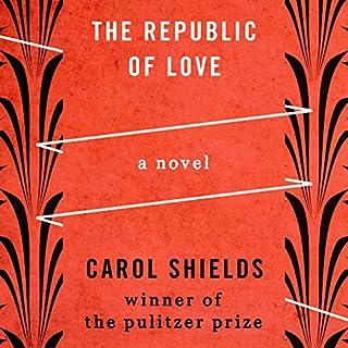 The Republic of Love audiobook cover art