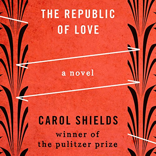 The Republic of Love audiobook cover art