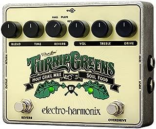 Electro-Harmonix Turnip Greens Guitar Floor Multi-Effects Pedal