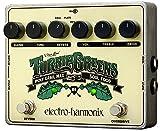 Electro Harmonix 665235 - Guitarra eléctrica con sintetizador turnip Greens