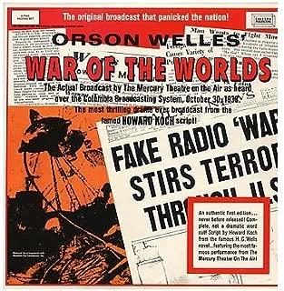 War of the Worlds (Original Radio Broadcast)
