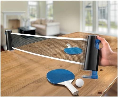 Emerson de Tennis de Table avec Filet extensible et rétractable