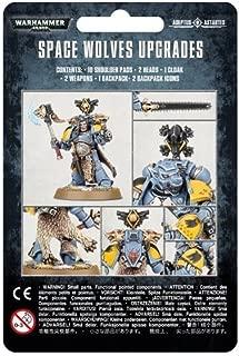 Games Workshop Warhammer 40,000 Space Wolves Upgrade Pack