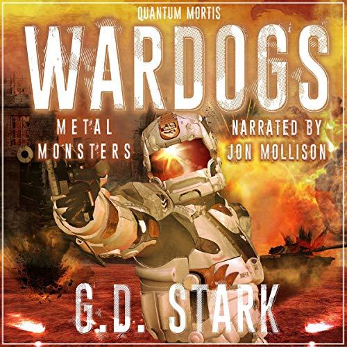 Metal Monsters cover art